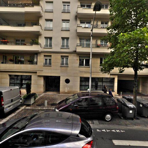 Amsellem Raphaël - Coursiers - Issy-les-Moulineaux