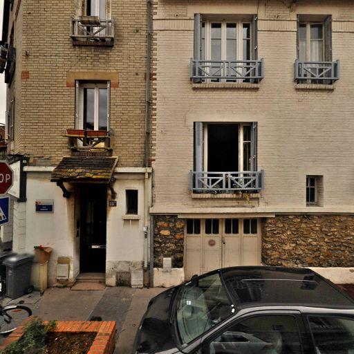 Bourcier Alain - Architecte - Suresnes