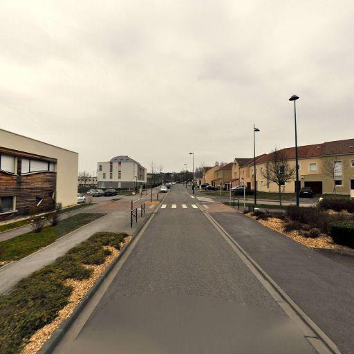 Commune De Metz - Multi Accueil Les Guerets - Garde d'enfants - Metz