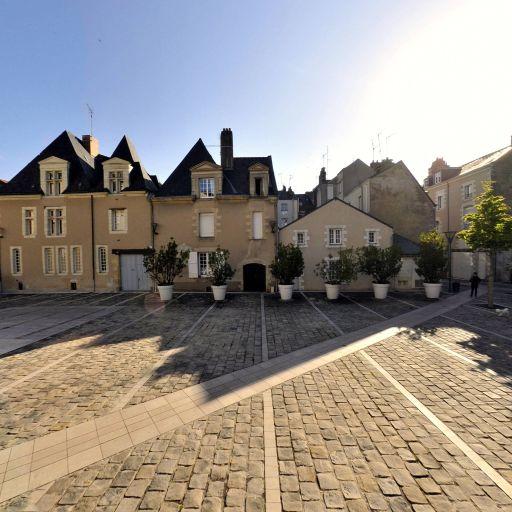 Presbytère de Saint-Michel-la-Palud - Attraction touristique - Angers