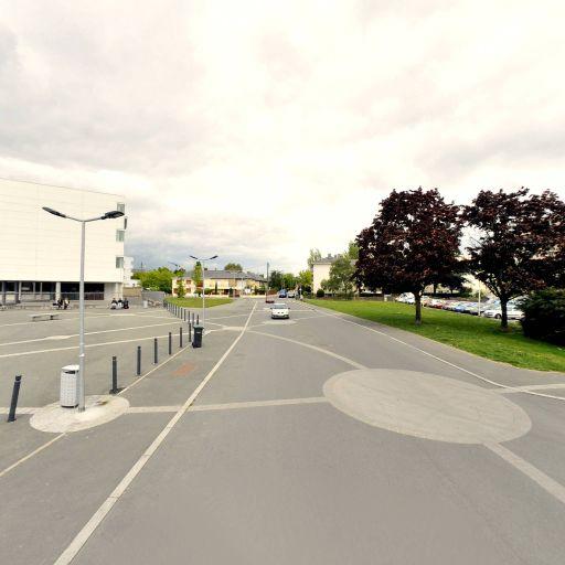 Lycé Des Métiers Chevrollier - Enseignement supérieur public - Angers