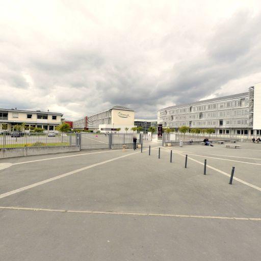 Lycée professionnel Chevrollier - Lycée - Angers