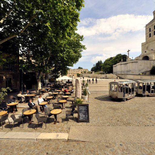 Palais des Papes - Sites et circuits de tourisme - Avignon