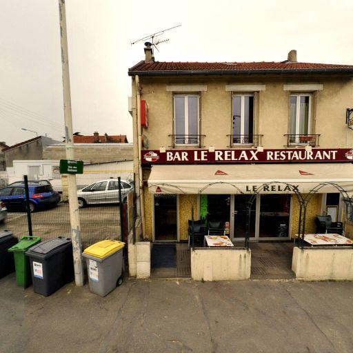 le Relax - Restaurant - Bagneux