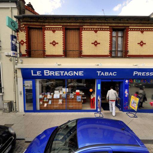 Le Brazza - Café bar - Bagneux