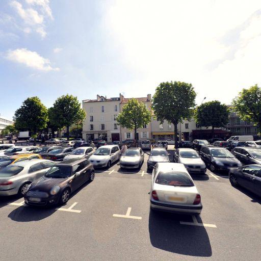 Parking Place du Général de Gaulle - Parking - Sceaux