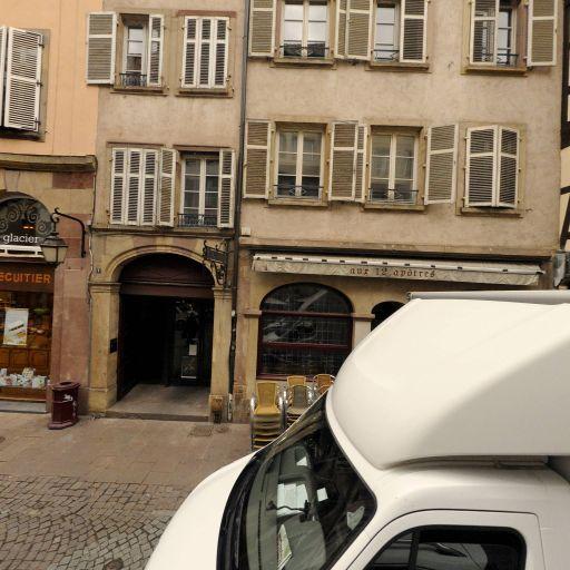 Pâtisserie Christian - Chocolatier confiseur - Strasbourg