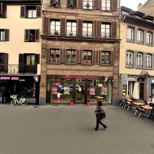 La Mutuelle Générale - Mutuelle - Strasbourg