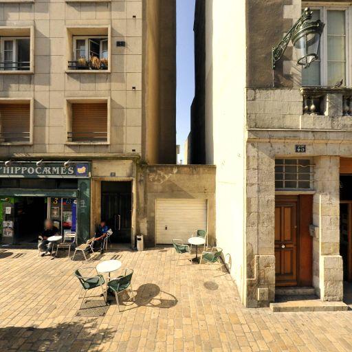Noirclerc Ariel - Conseil en communication d'entreprises - Orléans