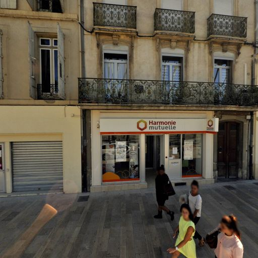 Harmonie Mutuelle - Mutuelle d'assurance - Narbonne