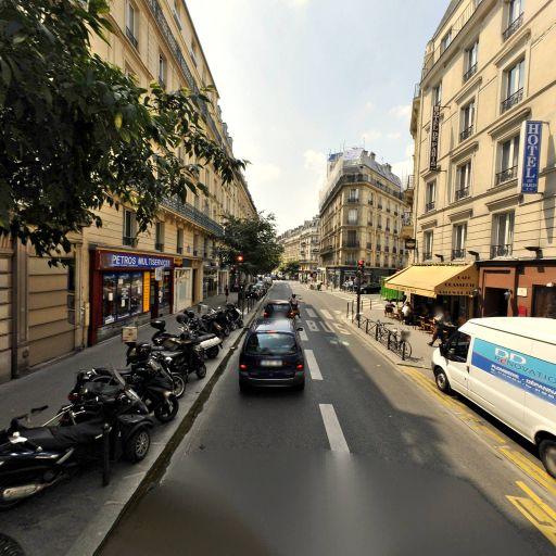 Sidney Fleurs Florajet - Fleuriste - Paris