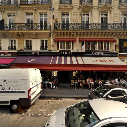 Résidétape Développement - Affaires sanitaires et sociales - services publics - Paris