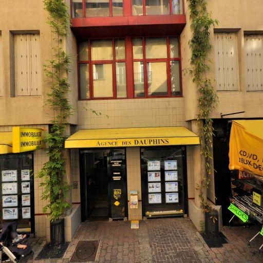 Agence Des Dauphins - Administrateur de biens - Grenoble