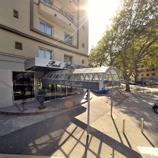 Park Hôtel Grenoble - MGallery - Restaurant - Grenoble