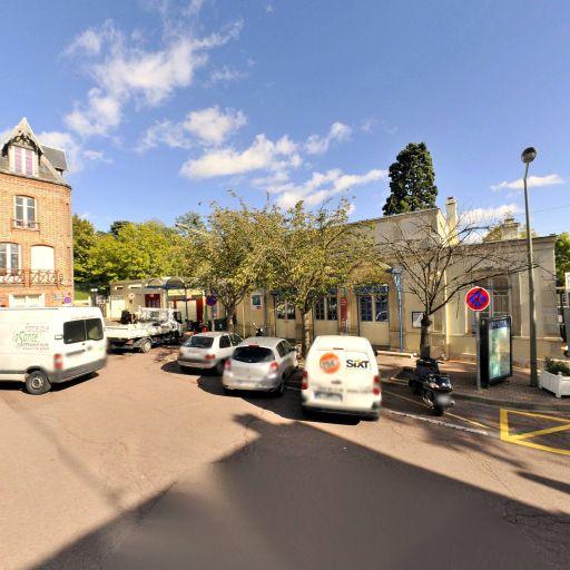 Parking Place Pierre Brossolette - Parking - Sèvres