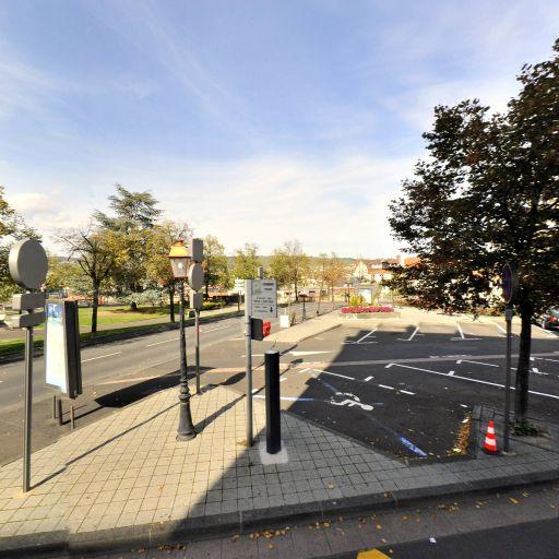 Parking Place de la Poterne - Parking - Clermont-Ferrand