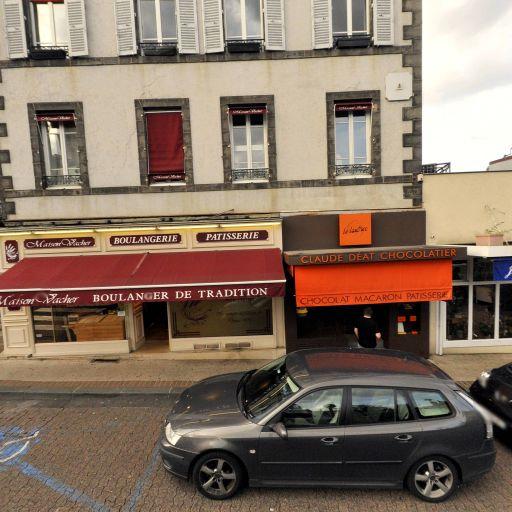 Maison Vacher Fournil Montjoly - Boulangerie pâtisserie - Chamalières