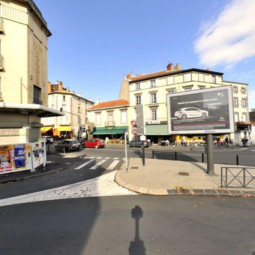 Subway - Lieu - Clermont-Ferrand