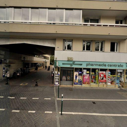 Pharmacie Centrale - Pharmacie - Colombes