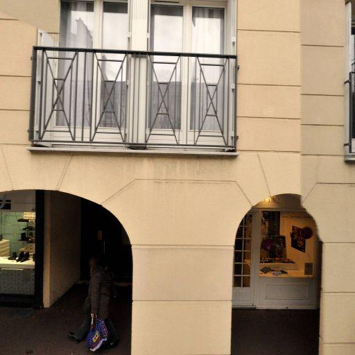 Arcades - Parking public - Rueil-Malmaison