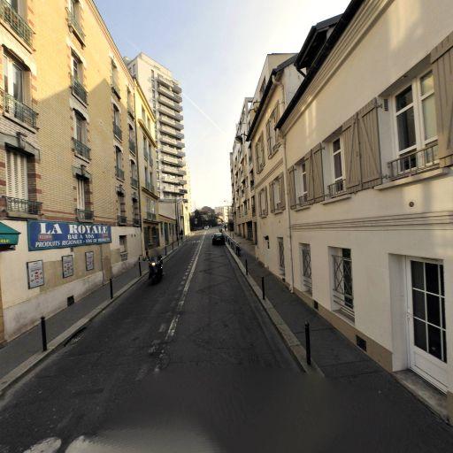 Benoît Ecale - Ostéopathe - Paris