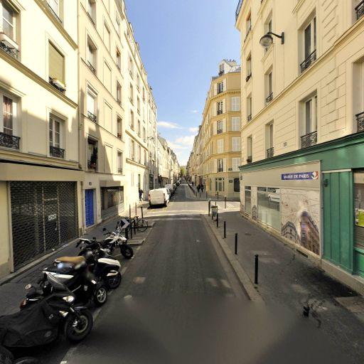 The Glamorous Visual - Agencement de magasins - Paris