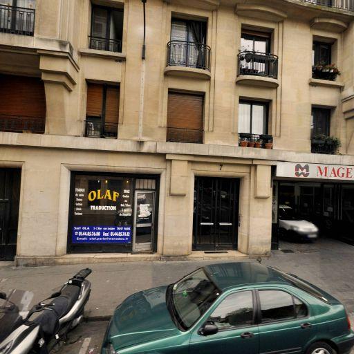 Marsac Pierre - Traiteur - organisation de réception - Paris