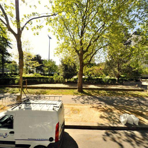 Jardin Jacques Audiberti - Parc et zone de jeu - Paris