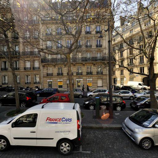 Carnot - Parking public - Paris