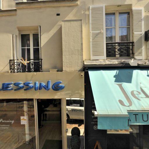 Hublo - Pressing - Paris