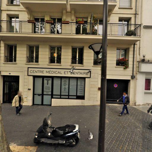 Victor Sauvain - Masseur kinésithérapeute - Paris