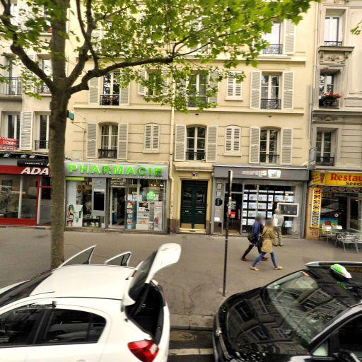 Pharmacie Les Alizés - Pharmacie - Paris