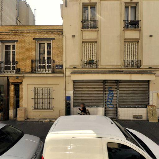 Station Vélib' Marcadet - Ramey - Vélos en libre-service - Paris