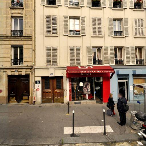 C Dans L 'r - Coiffeur - Paris