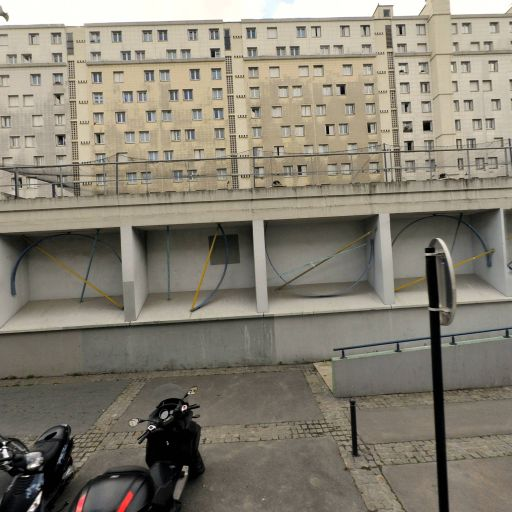 Gymnase Fragonard - Gymnase - Paris