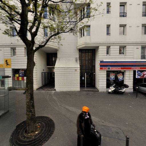 Boulodrome du Chatelet - Terrain de pétanque - Paris
