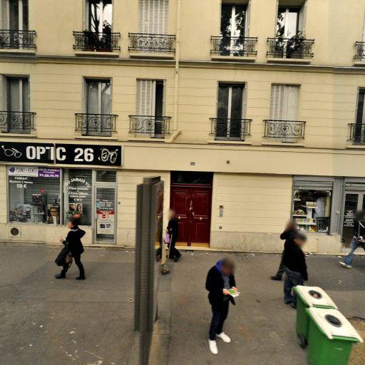 Fieux Charlotte - Orthophoniste - Paris