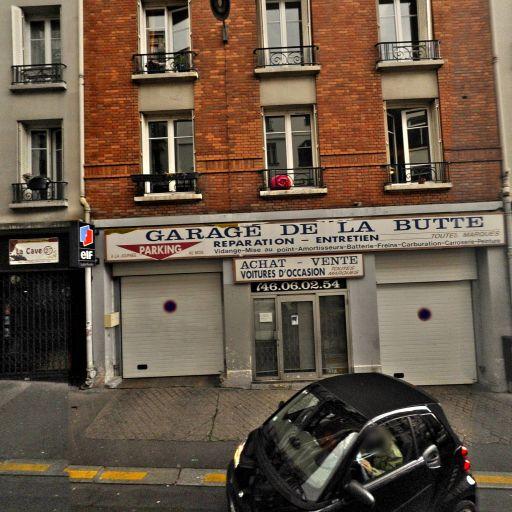 Viennot Bérangère - Interprète - Paris