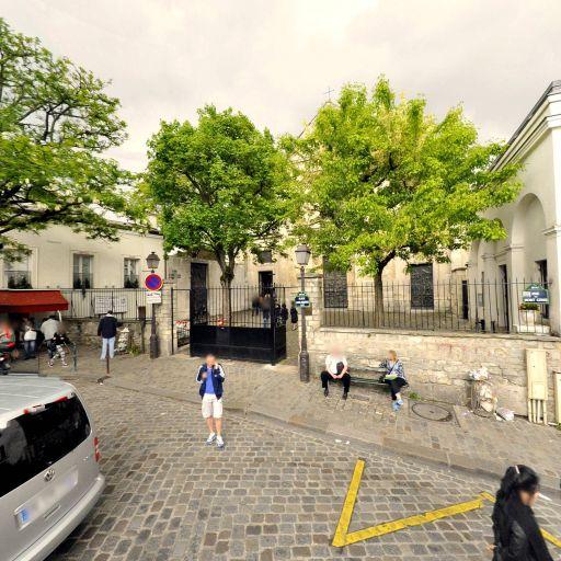 Cimetière du Calvaire - Cimetière - Paris