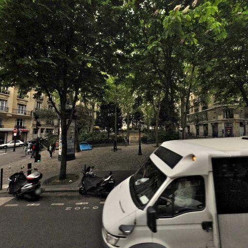 Square Joël Le Tac - Parc, jardin à visiter - Paris