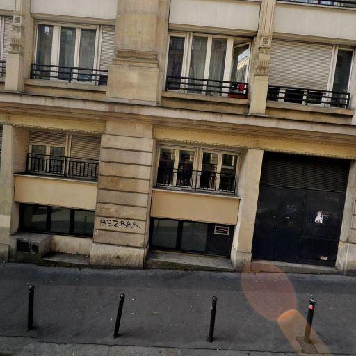 Argillet Isabelle - Secrétariat - Paris