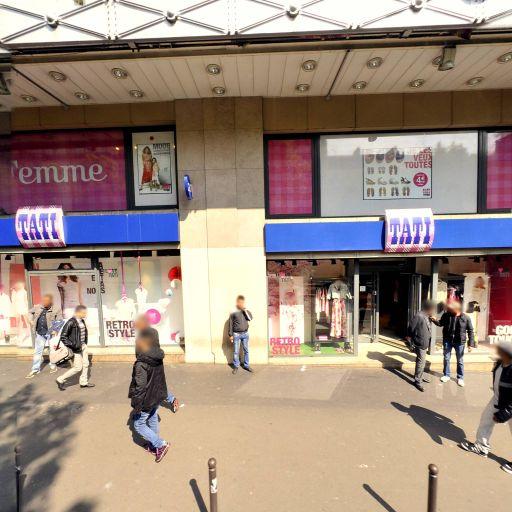 Tati - Vêtements femme - Paris