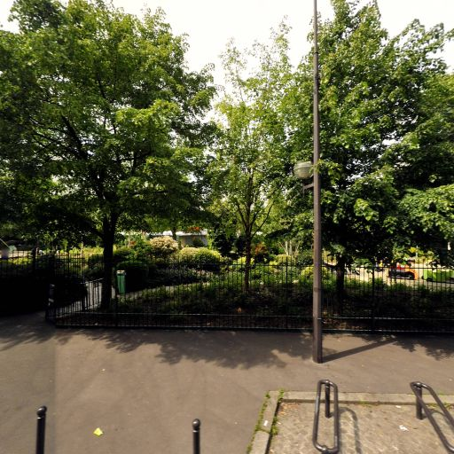 Jardin de la Rue Ginette Neveu - Parc, jardin à visiter - Paris