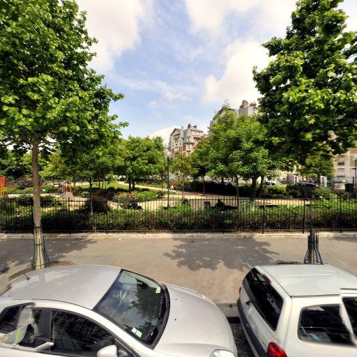Square Marcel Sembat - Parc, jardin à visiter - Paris