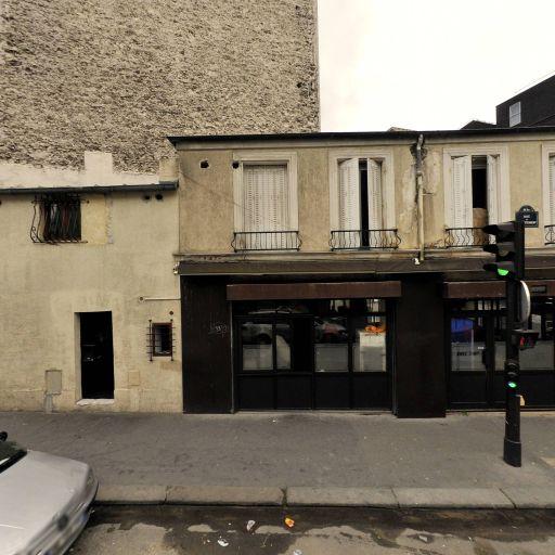 Station Vélib' Departement - Pajol - Vélos en libre-service - Paris