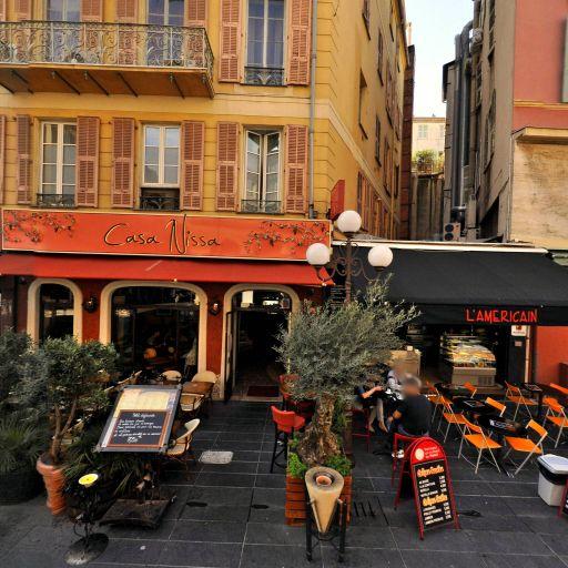 Restaurant nice centre Casa Nissa - Café bar - Nice