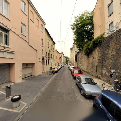 Parking Tables Claudiennes - Parking - Lyon