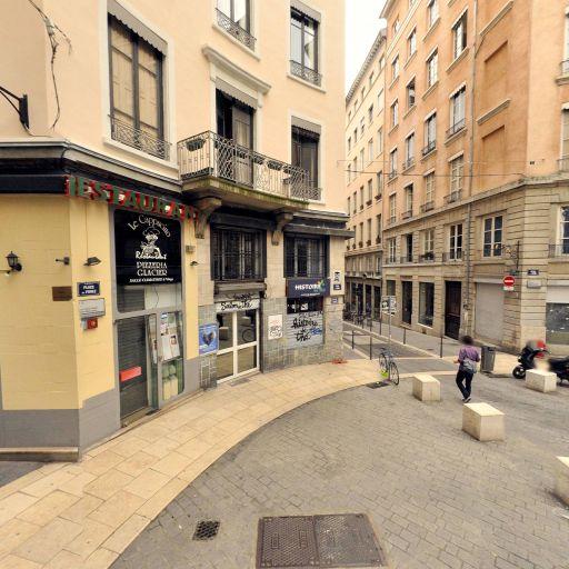 Condition publique des Soies - Attraction touristique - Lyon