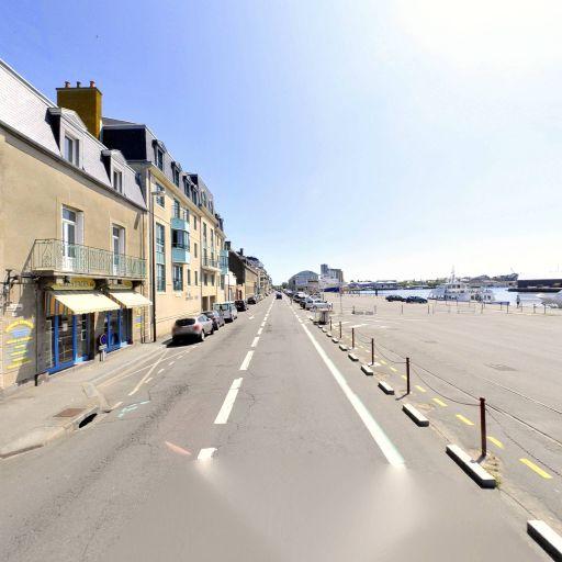 Parking Saint-Malo Duguay Trouin P12 - EFFIA - Parking public - Saint-Malo
