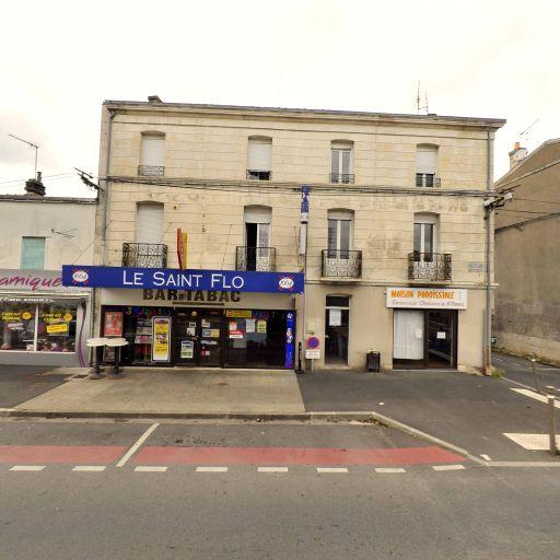 Le Saint Flo - Café bar - Niort